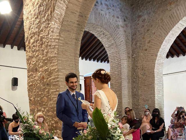 La boda de David y Cristina en Vila-real/villarreal, Castellón 7