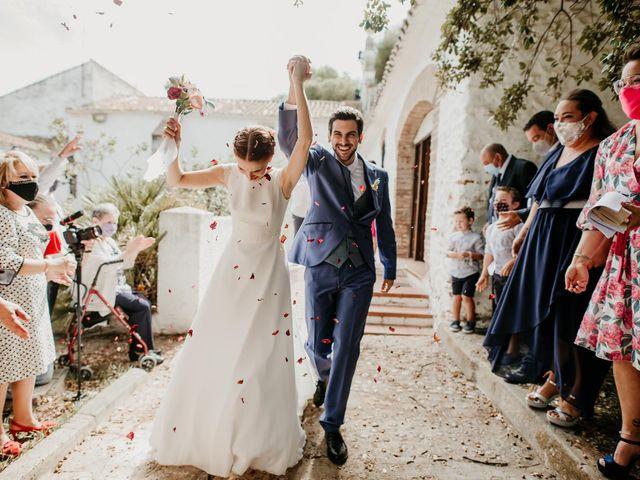La boda de David y Cristina en Vila-real/villarreal, Castellón 2