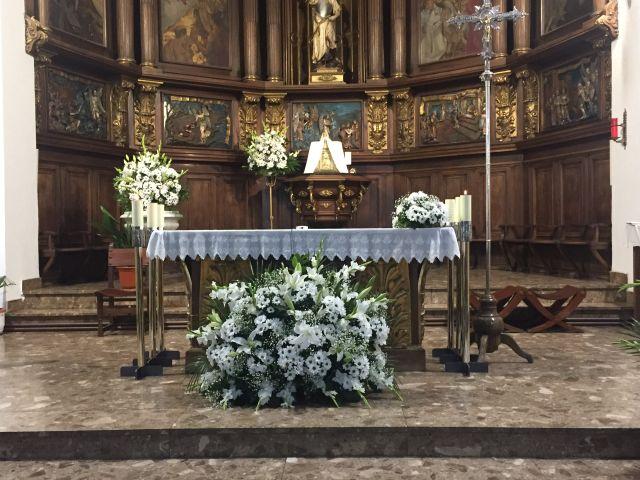 La boda de Ignacio y Nuria en Madrid, Madrid 1