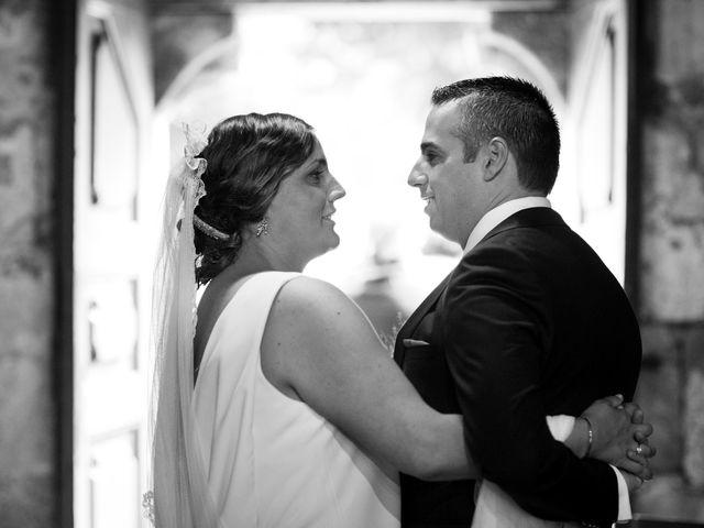 La boda de Susana y Jorge