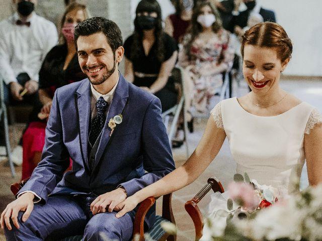 La boda de David y Cristina en Vila-real/villarreal, Castellón 13