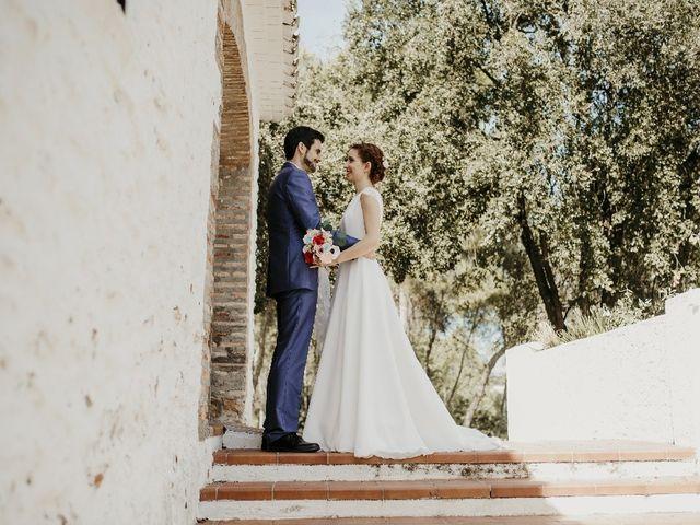 La boda de David y Cristina en Vila-real/villarreal, Castellón 14