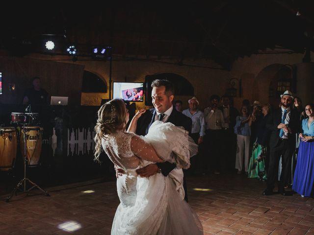 La boda de Teresa y David