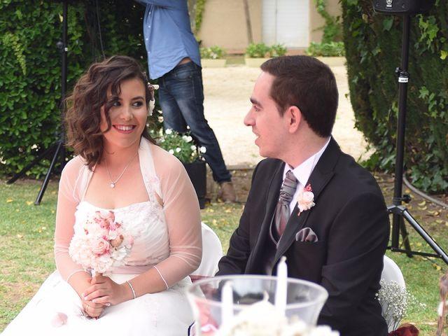 La boda de Oriol y Laura en El Priorat De Banyeres, Tarragona 22