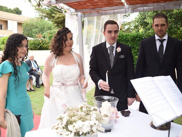 La boda de Oriol y Laura en El Priorat De Banyeres, Tarragona 29