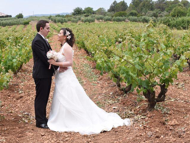 La boda de Oriol y Laura en El Priorat De Banyeres, Tarragona 32
