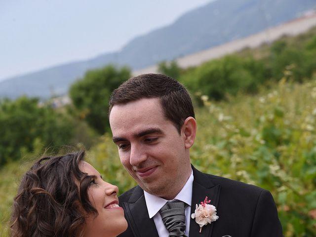 La boda de Oriol y Laura en El Priorat De Banyeres, Tarragona 34
