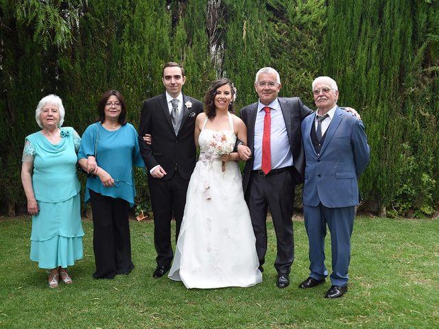 La boda de Oriol y Laura en El Priorat De Banyeres, Tarragona 57