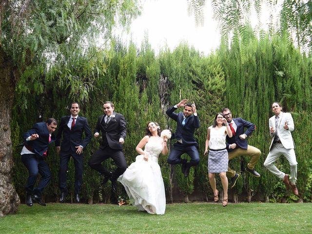La boda de Oriol y Laura en El Priorat De Banyeres, Tarragona 60