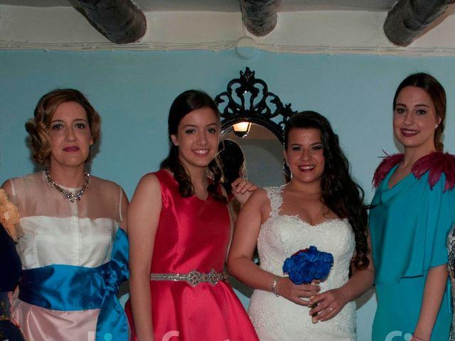 La boda de David  y Chus  en La Almunia De Doña Godina, Zaragoza 2