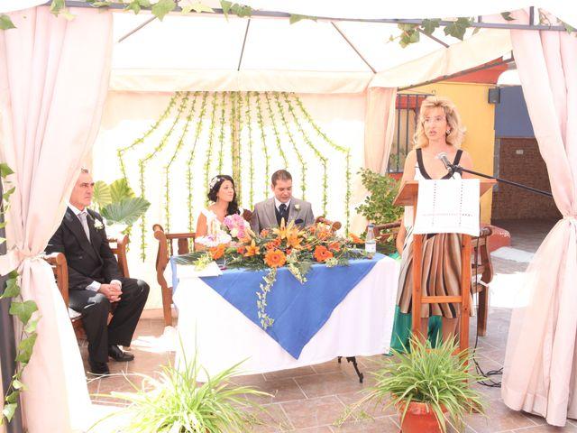 La boda de Ángel y Eli en Jaén, Jaén 1