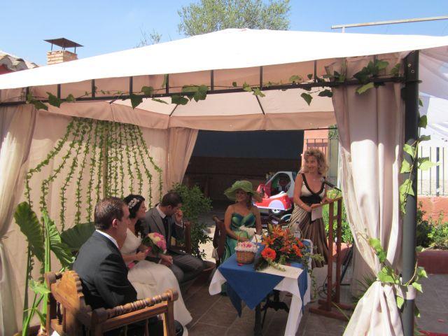 La boda de Ángel y Eli en Jaén, Jaén 3
