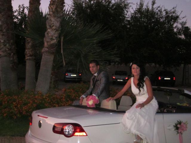 La boda de Eli y Ángel