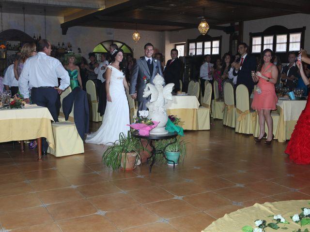 La boda de Ángel y Eli en Jaén, Jaén 5