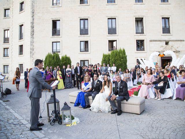 La boda de Javi y María en Cuenca, Cuenca 13