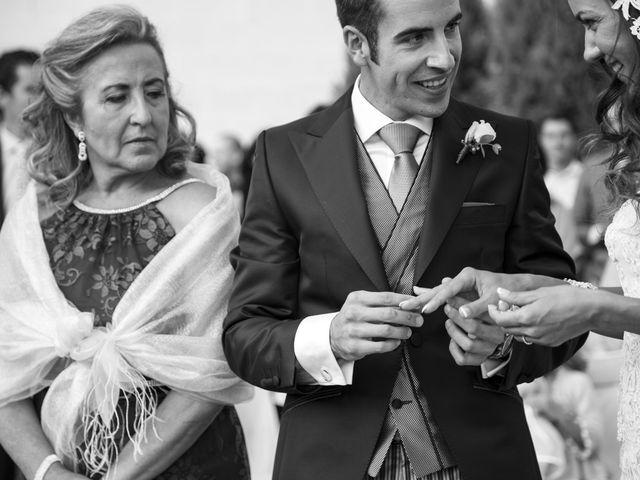 La boda de Javi y María en Cuenca, Cuenca 17
