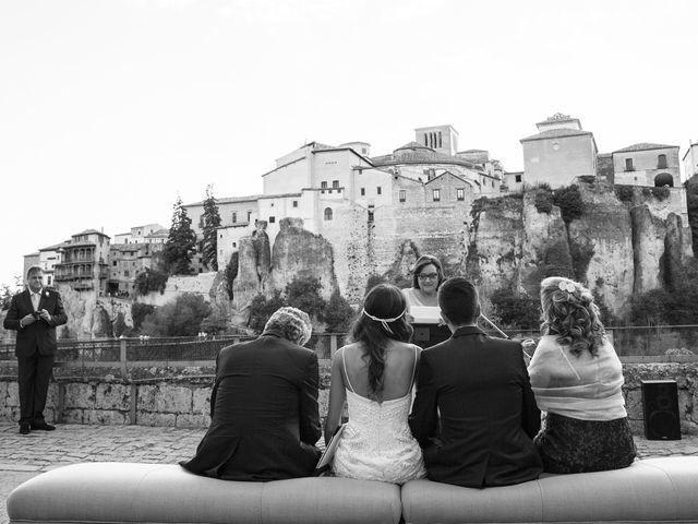 La boda de Javi y María en Cuenca, Cuenca 18