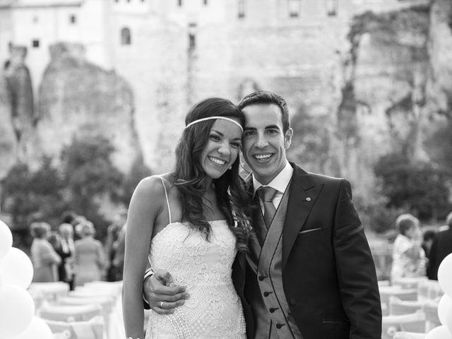 La boda de María y Javi