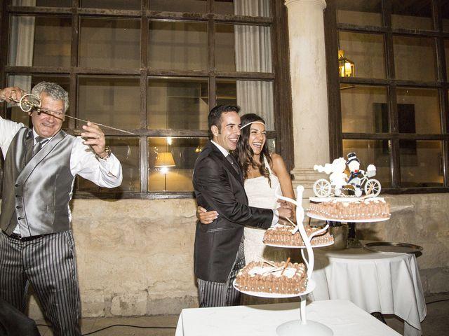 La boda de Javi y María en Cuenca, Cuenca 33