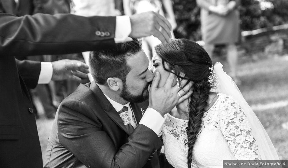 La boda de Roberto y Sara en Campillo De Ranas, Guadalajara