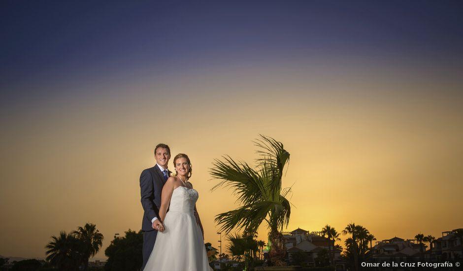 La boda de Miguel Angel y Sara en Vera, Almería
