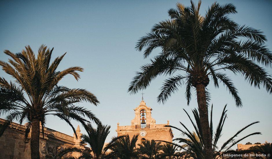 La boda de Jose y Alesia en Alhama De Almeria, Almería