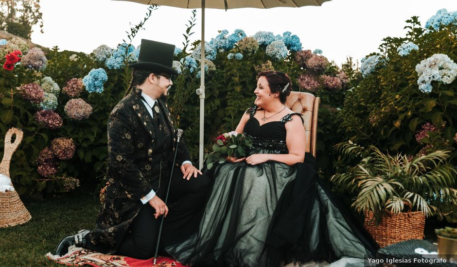 La boda de Ruben y Saioa en Vigo, Pontevedra