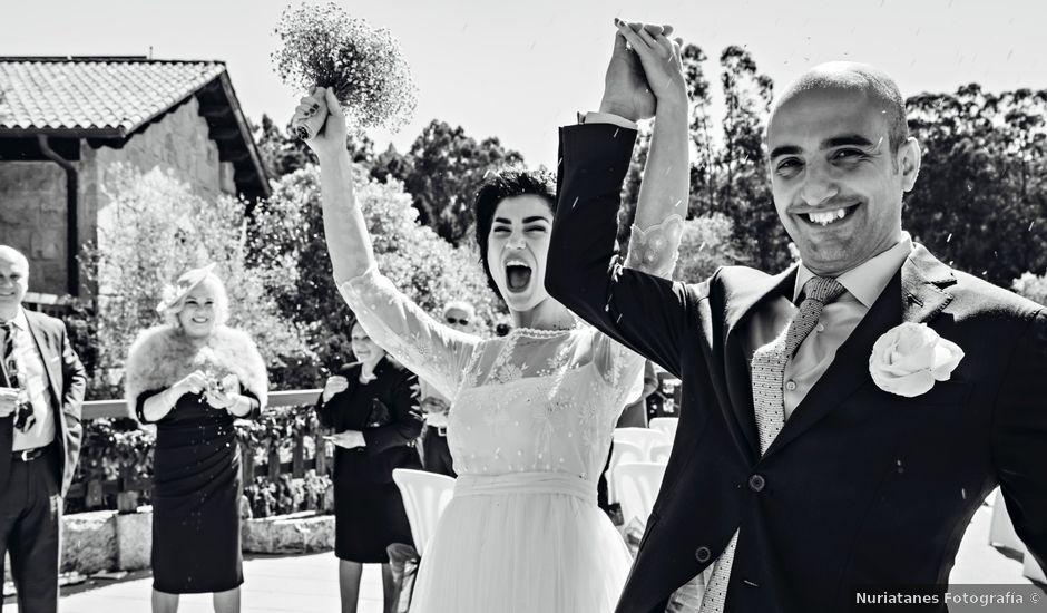 La boda de Suso y Bea en Mosteiro (Meis), Pontevedra