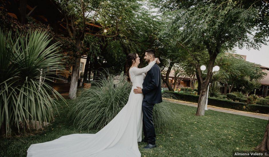 La boda de Jose y Cristina en Otura, Granada