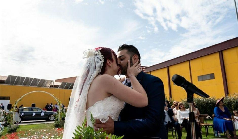 La boda de Ismael y Marta en Puertollano, Ciudad Real