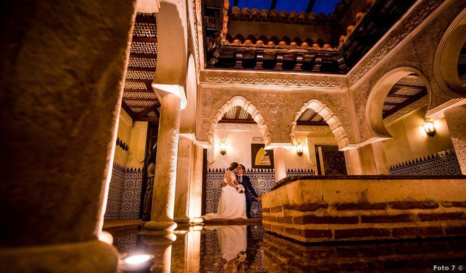 La boda de Diego y Alicia en Medina Del Campo, Valladolid
