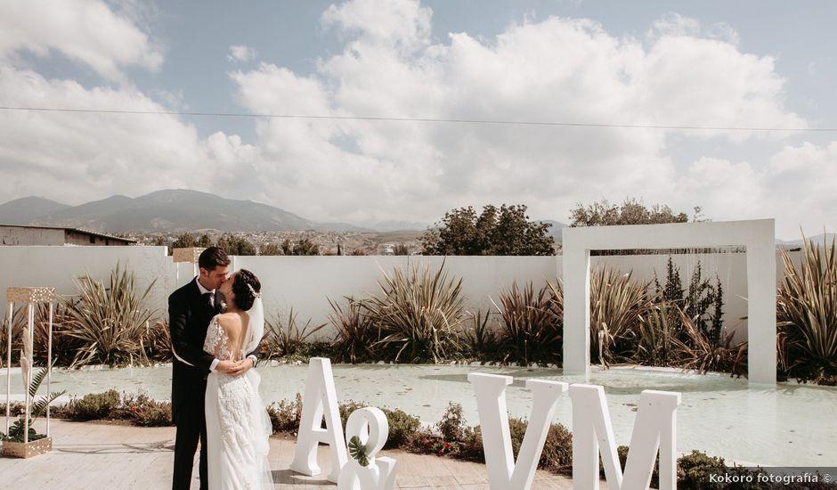 La boda de Víctor Manuel y Alicia en Huetor Vega, Granada