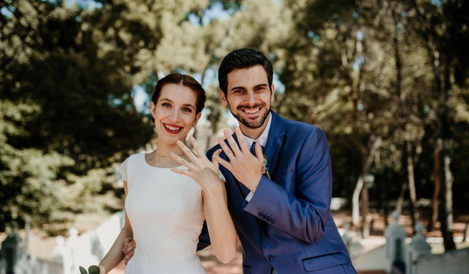 La boda de David y Cristina en Vila-real/villarreal, Castellón