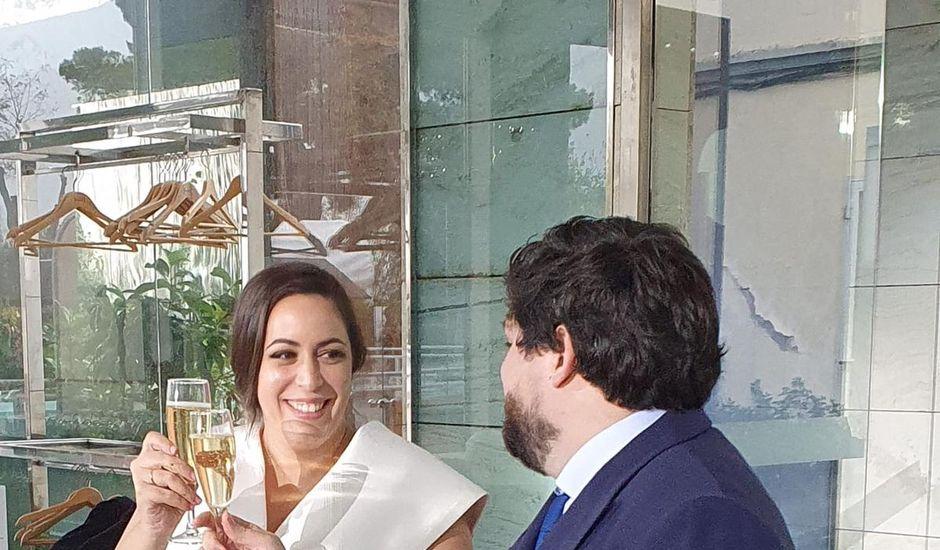 La boda de Ignacio y Nuria en Madrid, Madrid