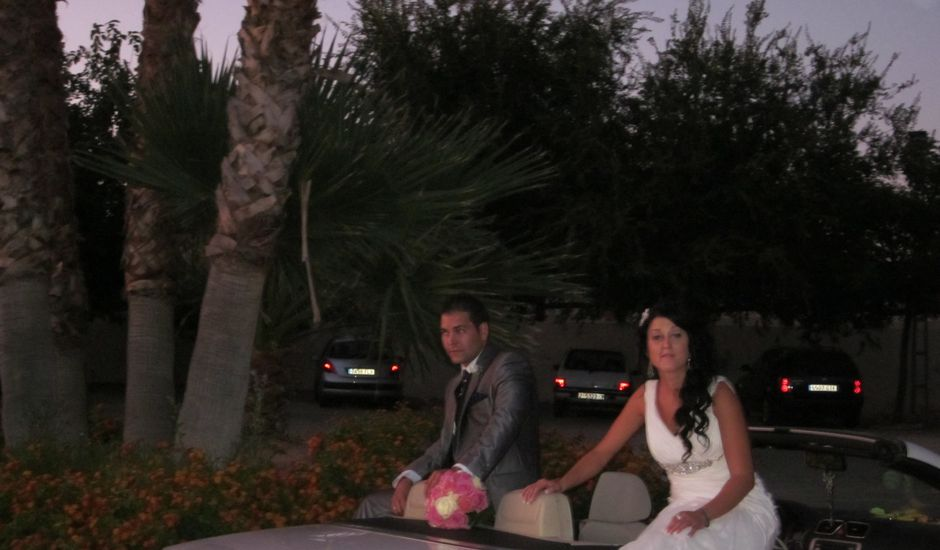 La boda de Ángel y Eli en Jaén, Jaén
