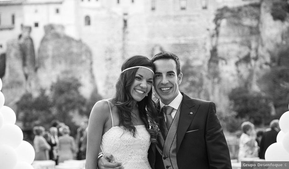 La boda de Javi y María en Cuenca, Cuenca