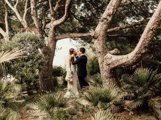 La boda de Bárbara y Tomeu