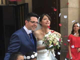 La boda de Jonatan Ramón  y Raquel Escolà