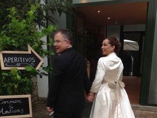 La boda de Carmen y Andreas 2