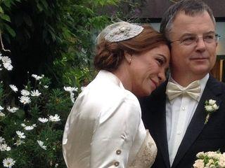 La boda de Carmen y Andreas