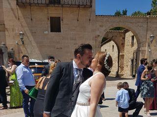La boda de Stephany y Antonio