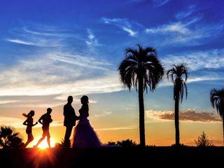 La boda de Vanesa y José Ángel