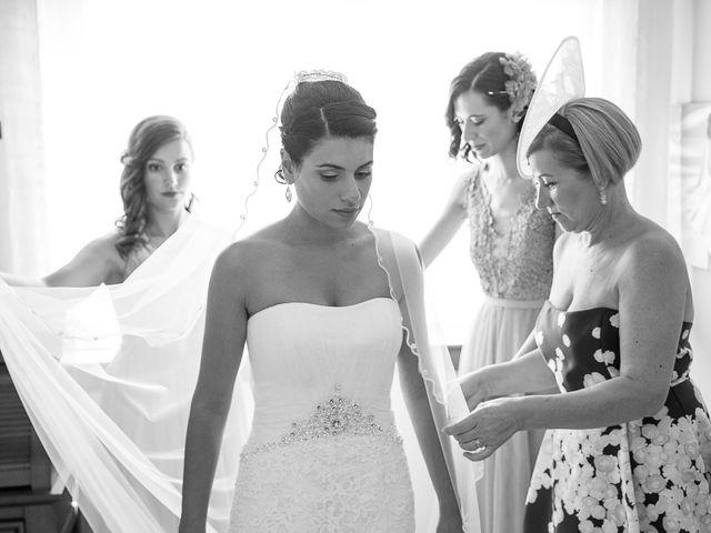 La boda de Carlos y Alicia en Abegondo, A Coruña 7