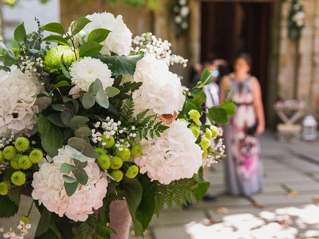 La boda de Carlos y Alicia en Abegondo, A Coruña 11