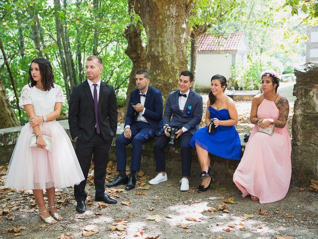 La boda de Carlos y Alicia en Abegondo, A Coruña 12