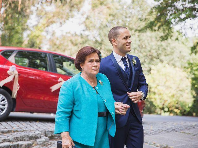 La boda de Carlos y Alicia en Abegondo, A Coruña 13