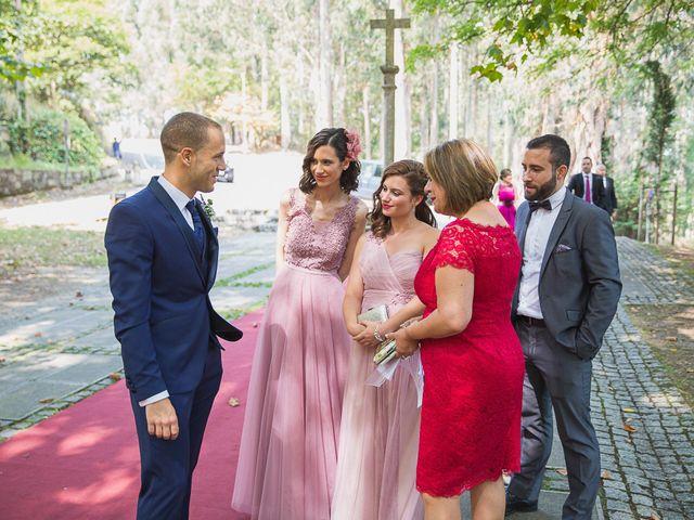 La boda de Carlos y Alicia en Abegondo, A Coruña 14
