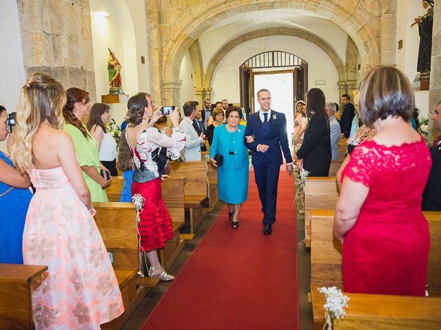 La boda de Carlos y Alicia en Abegondo, A Coruña 17