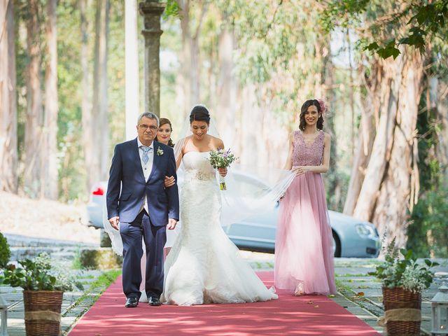 La boda de Carlos y Alicia en Abegondo, A Coruña 18