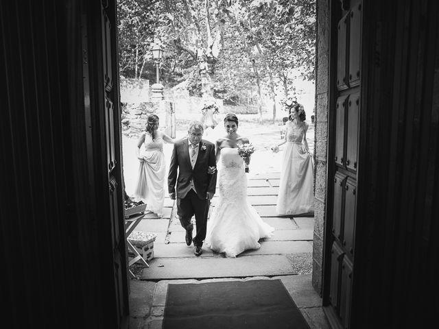 La boda de Carlos y Alicia en Abegondo, A Coruña 19